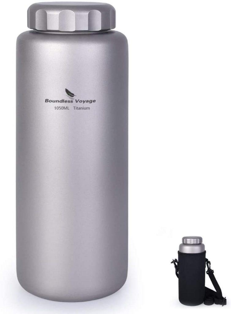 Boundless Voyage Titanium Sport Water Bottle