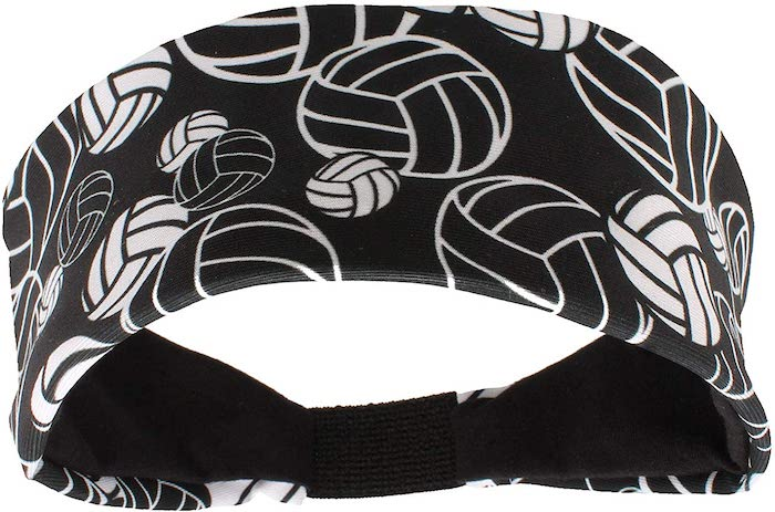MadSportsStuff Crazy Volleyball Headband