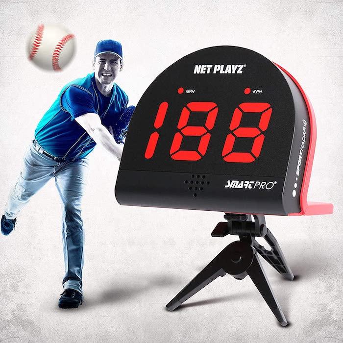NetPlayz Baseball Radars, Speed Sensors Training Equipment