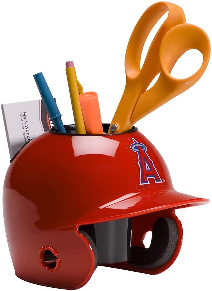 Schutt MLB Desk Caddy - Baseball Desk Organizer
