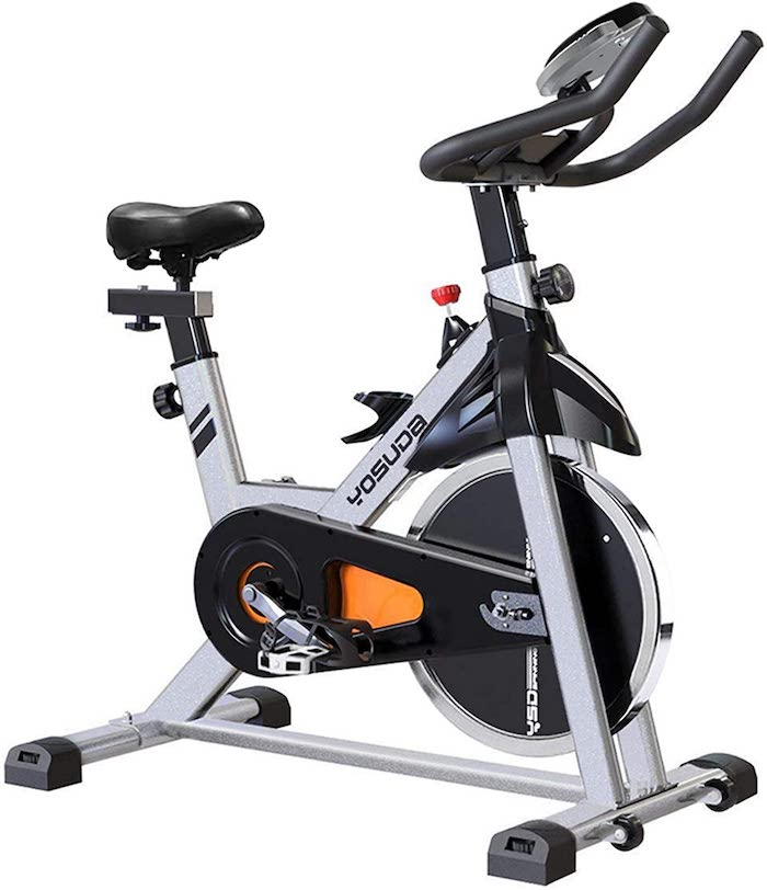 YOSUDA Indoor Cycling Bike Stationary with Ipad Mount